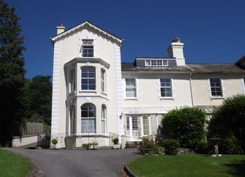 Thumbnail 2 bed flat for sale in Tavistock, Devon