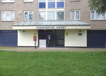 Thumbnail 2 bed flat for sale in Torrington Court, Swindon, Wiltshire