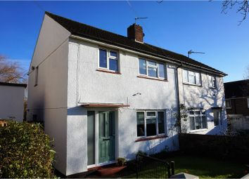 Thumbnail 3 bed semi-detached house for sale in Wordsworth Avenue, Portsmouth