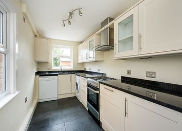 Thumbnail 2 bed terraced house to rent in Cavendish Road, St.Albans