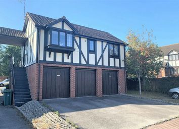 Thumbnail 1 bed maisonette for sale in Deans Court, Windlesham, Surrey