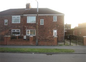 Thumbnail 3 bed semi-detached house to rent in Welfare Avenue, Conisbrough, Doncaster