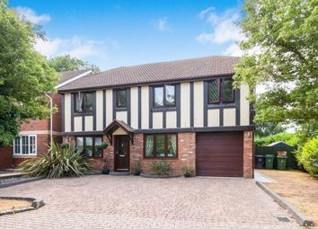 Thumbnail 5 bed detached house for sale in Camberley, Surrey, .