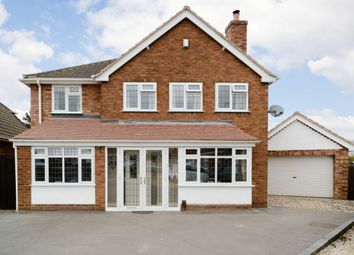 Thumbnail 4 bed detached house for sale in Ryecroft, Stourbridge, Worcestershire