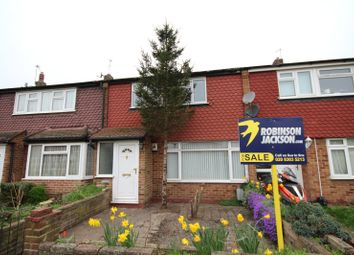 Thumbnail 3 bed terraced house for sale in Linton Close, Welling, Kent