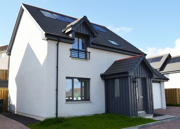 Thumbnail 4 bedroom detached house for sale in Schoolfield Road, Rattray, Blairgowrie