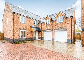Thumbnail 5 bedroom detached house for sale in Church Lane, Defford, Worcester