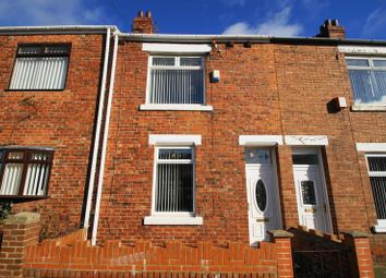 Thumbnail 2 bed terraced house to rent in Graham Terrace, High Pittington, Durham