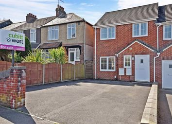 Thumbnail 3 bed end terrace house for sale in Durley Avenue, Waterlooville, Hampshire