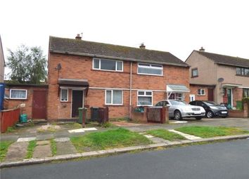 Thumbnail 2 bed property for sale in Brantwood Avenue, Carlisle, Cumbria
