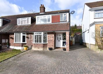 Thumbnail 3 bed semi-detached house for sale in Mandeville Road, Potters Bar