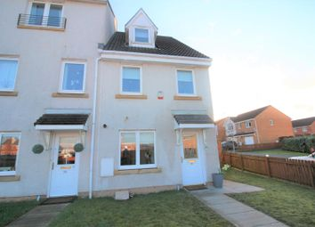 Thumbnail 3 bed end terrace house for sale in Scott Way, Greenock