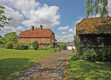 Thumbnail 4 bed detached house for sale in Hillside, Odiham, Hook, Hampshire