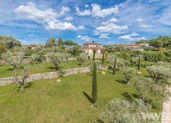 Thumbnail 8 bed detached house for sale in Mougins, Provence-Alpes-Cote Dazur, France