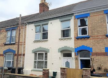 Thumbnail 2 bed flat to rent in Summerland Street, Barnstaple, Devon
