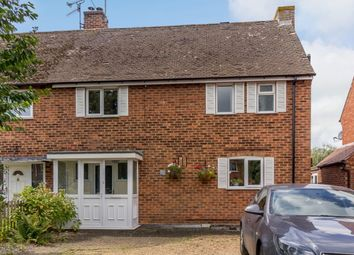 Thumbnail 4 bed semi-detached house for sale in Lawson Avenue, Stratford-Upon-Avon, Warwickshire