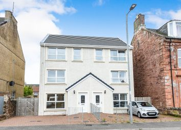 Thumbnail 4 bed semi-detached house for sale in Montgomerie Street, Ardrossan
