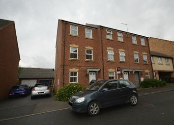 Thumbnail 3 bed end terrace house to rent in Carlisle Close, Corby
