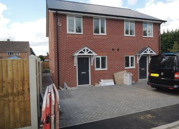 Thumbnail 3 bed semi-detached house for sale in 43 Brook Road, Wimborne