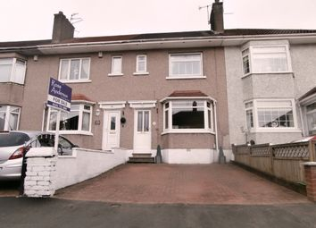 Thumbnail 2 bed terraced house for sale in Weirwood Avenue, Garrowhill, Glasgow