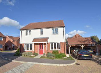 Thumbnail 4 bed detached house for sale in Red Clover Close, Stone Cross, Pevensey