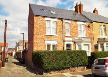 Thumbnail 4 bed terraced house for sale in Lovaine Place West, North Shields