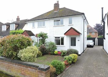 Thumbnail 2 bed semi-detached house for sale in Church Road, Byfleet, West Byfleet