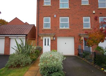 Thumbnail 4 bed town house for sale in Kirkpatrick Drive, Wordsley, West Midlands