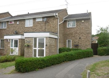Thumbnail 4 bedroom end terrace house to rent in Farningham Close, Vinters Park, Maidstone