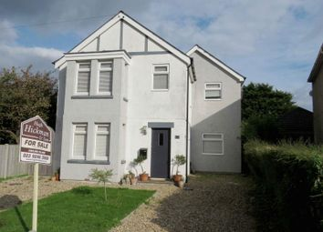 Thumbnail 4 bedroom detached house for sale in West Lane, Hayling Island