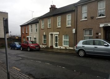 Thumbnail 2 bedroom terraced house to rent in Clarendon Road, Gravesend