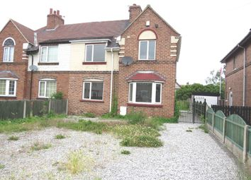 Thumbnail 3 bed semi-detached house for sale in Essex Road, Bircotes, Doncaster