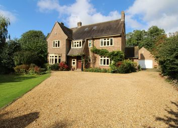 Thumbnail 6 bed detached house for sale in The Covert, Thorpe Road, Peterborough