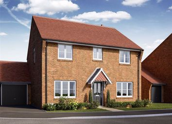 Thumbnail 4 bedroom detached house for sale in Acacia Gardens, Wrecclesham, Farnham, Surrey