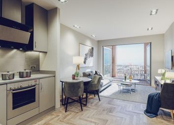 Thumbnail 1 bed flat for sale in Great Howard Street, Liverpool