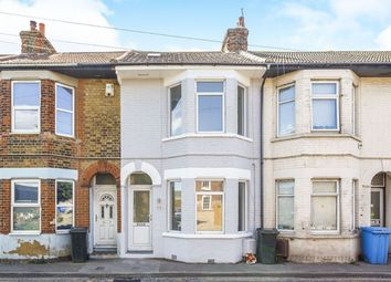 Thumbnail 4 bedroom terraced house for sale in Marine Parade, Sheerness