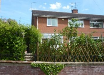 Thumbnail 3 bed semi-detached house to rent in Hall Drive, Feltwell