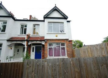 Thumbnail 4 bed end terrace house to rent in Lyveden Road, Colliers Wood, London
