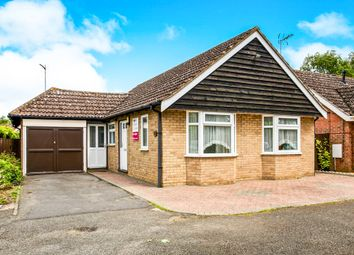 Thumbnail 2 bedroom detached bungalow for sale in Peatlings Lane, Leverington, Wisbech