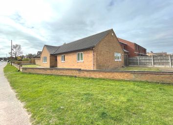 Thumbnail 3 bed detached bungalow for sale in Coast Road, Hopton, Great Yarmouth