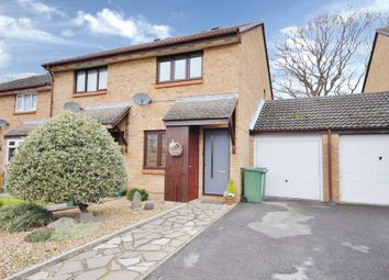 Thumbnail 2 bed semi-detached house for sale in Primrose Way, Locks Heath, Southampton
