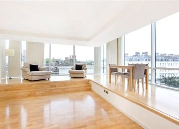 Thumbnail 1 bed flat to rent in The Panoramic, Grosvenor Road, London