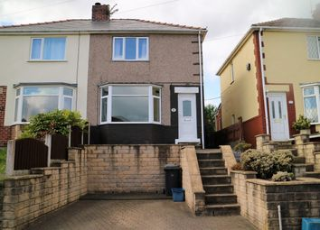 Thumbnail 3 bed semi-detached house for sale in Smithy Moor Avenue, Stocksbridge, Sheffield