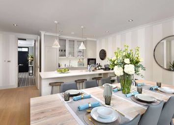 Thumbnail 4 bed town house for sale in Burlington Lane, Chiswick