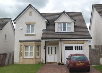 Thumbnail 4 bed detached house to rent in Bluebell Grove, Kelty, Fife