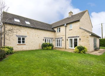 Thumbnail 5 bed property to rent in Aston Road, Brighthampton, Witney