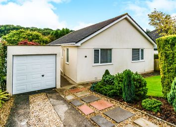 Thumbnail 3 bedroom detached bungalow for sale in Shute Park Road, Plymstock, Plymouth