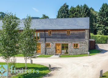 Thumbnail 3 bed barn conversion for sale in Court House Barns, Cascob, Presteigne