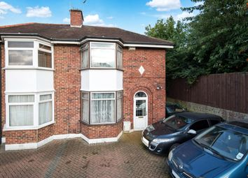Thumbnail 3 bed semi-detached house for sale in Shornells Way, London