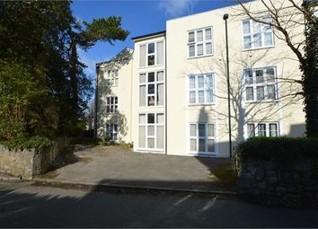 Thumbnail 2 bedroom flat for sale in Courtenay Park Road, Newton Abbot, Devon.